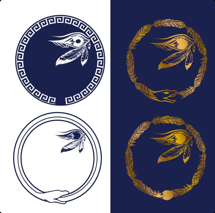 Ouroboros Brand Design